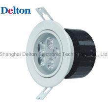 Luz de techo redonda flexible de 10W LED (DT-TH-15A)