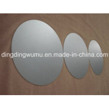 Pure Tungsten Disc Sheet for Vacuum Furnace
