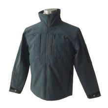 Fashion Waterproof Softshell Jacket with Zipper