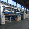 Poliuretana sandwich panel Mesin