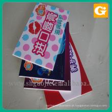 Venda quente ajustável a3 cartaz exibição banner stand exportação ctn