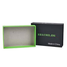 Caixa de embalagem do produto eletrônico ambientalmente amigável