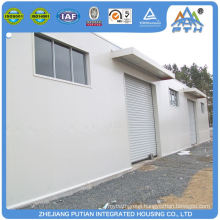 High quality temporary customized prefab steel garage