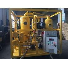 Small Volume Used Transformer Oil Filter Machine for 11kv Transforme