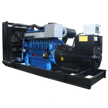 1000kVA/800kw Germany Mtu Heavy Duty Electric Generator