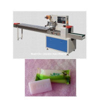 Hotel Soap Toilet Soap Flow Packing Packaging Machine