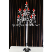 Sell well new type rystal candelabra wedding centerpieces on sale