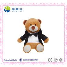 Bräutigam Teddybär weichen Plüsch Spielzeug Hochzeit Bär