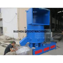 Máquina plástica do filme do PE e do Agglomerator da fibra do animal de estimação para reciclar