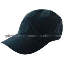 Peach Skin Microfibre polyester résistant à la course chapeau sport (TRRC002)