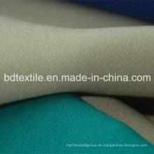 100% Polyester Minimatt Stoff für Kleidungsstücke