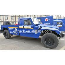 Camión de rescate móvil Dongfeng