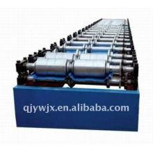 QJ 750 rolo de telhado de metal dá forma à máquina