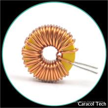 T40-26 bobinas variables del inductor del poder de la placa madre 200uh para el filtro de línea