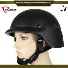 Durchschnittliche Größe camouflage ballistic Helm