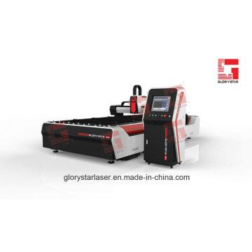 Máquina de corte del laser de la fibra del CNC del cobre de Ss con Ce Certificaiton