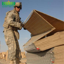 Mil Type Hesco Barrier Сварная габионная стена