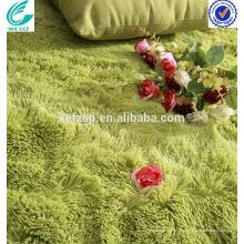 Polyester Shaggy chinesischen Seide Großhandel Teppich