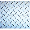 Lentils Pattern Embossed Anodized Aluminum Alloy Sheet