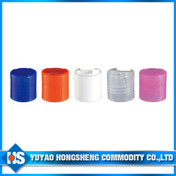 24 410 Hot Sale Plastic Flip Top Cap for Cosmetic