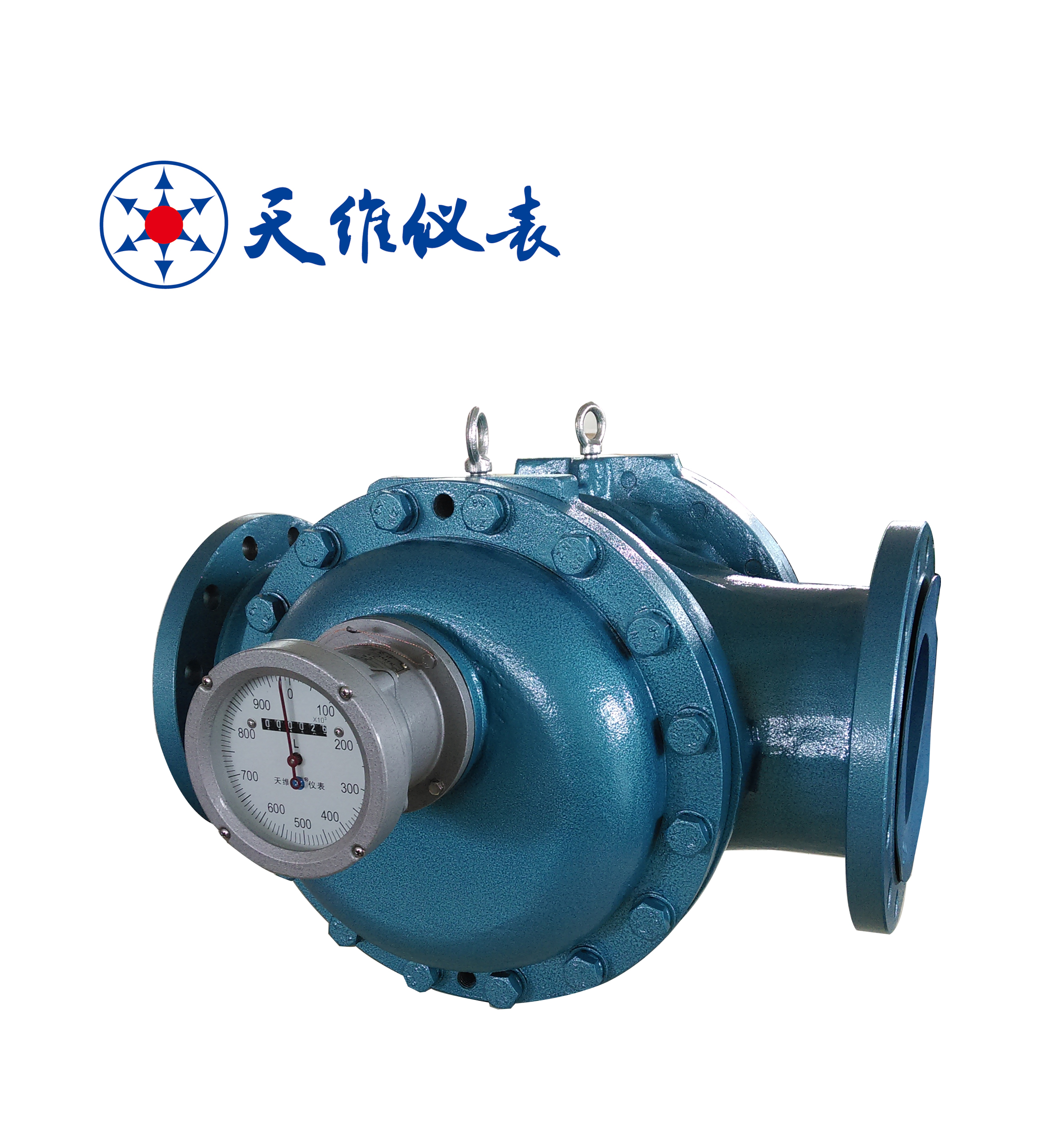 "DN250mm 10"" Fuel Oil Loading Flowmeter"