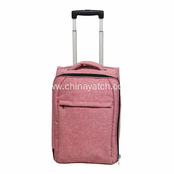 Hot sales collapsible trolley bag
