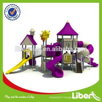 Preschool Children Outdoor Playground Equipment