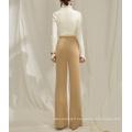 PK18ST093 tunique Cachemire pull costume de mode pour femme