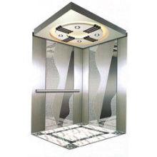 Ascenseur de la maison sans salle de machines