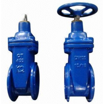 Hydraulic Operator Quick Open Release Gate Valve