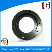OEM Precision Turned Parts with Black Anodized