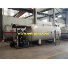 Stations de remplissage de bouteilles de propane ASME 20000 litres