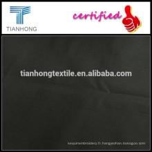 Tissus/Popeline popeline de coton/SPANDEX solide DYING/plaine teinte teinté