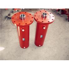 Cilindro hidráulico para la máquina del ladrillo del cemento