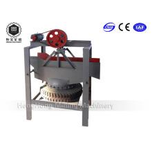 Máquina de gabarito de peneira móvel para equipamentos de recuperação mineral
