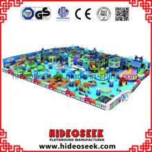 Sea Style Children Plastic Centro de recreación en venta