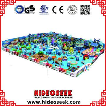 Sea Style Children Plastic Recreation Center for Sale