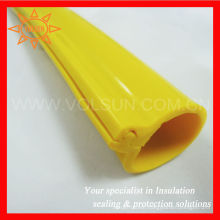 Silicon rubber overhead conductor cover