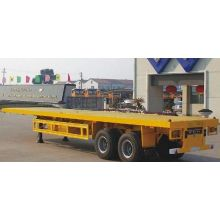 20ft truck paper trailers flatbed for sale