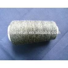 Chine fournisseur 100% laine fil à tricoter pour couverture