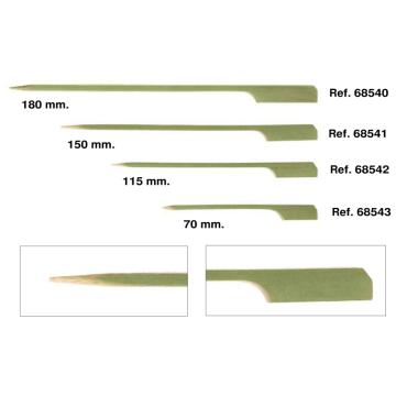 Flexibles Bambus Rolling Sushi Mat