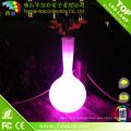 Nouveau pot de fleurs LED élégant avec 16 couleurs