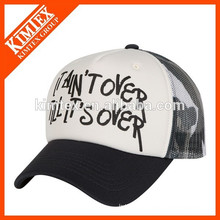 wholesale custom mesh hat and cap