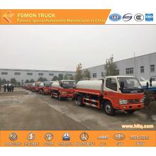 DONGFENG 4X2 Xe tải nước uống Furuika 4-5m3