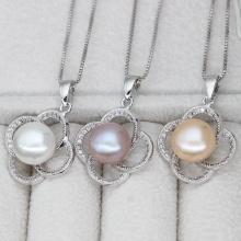 Wholesale Beautiful Fresh Water Pearl Pendant