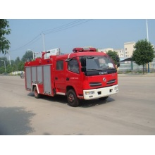 Dongfeng 2.5Ton heavy rescue fire trucks for sale