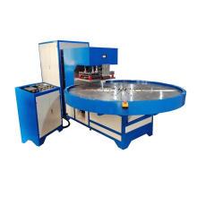 Máquina de soldadura de alta frecuencia para carpetas de anillas