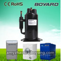 heat pump water heater compressor r134a for cabinet air conditioner