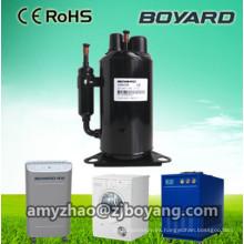 Bomba de calor bomba de agua compresor r134a para acondicionador de aire del gabinete