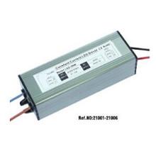 21001 ~ 21006 controlador de corriente constante impermeable LED IP67